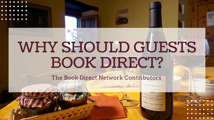 Why Should Guests Book Direct