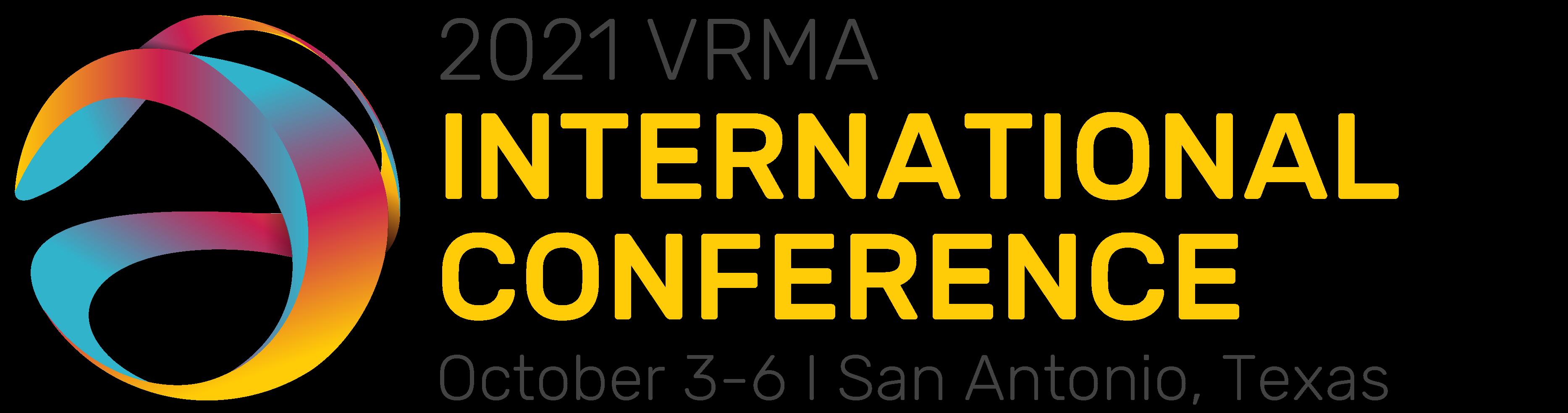 2021 VRMA International Conference